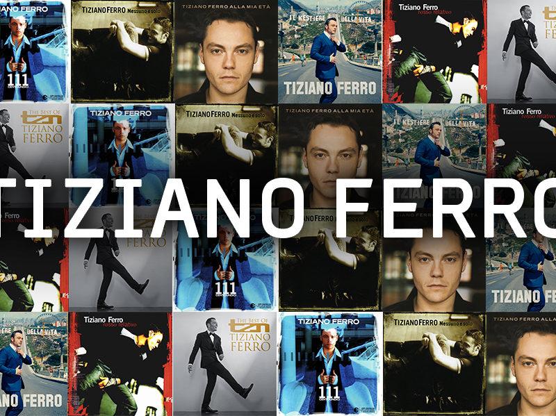 Discografia commentata Tiziano Ferro