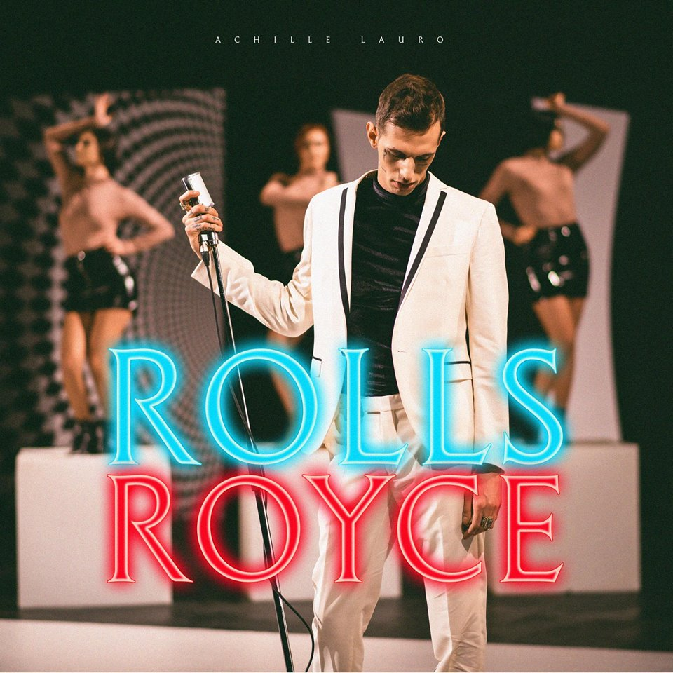 copertina rolls royce